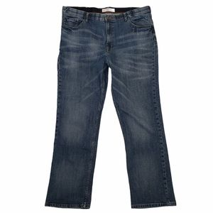 Lee Modern Relaxed Fit Straight Leg Mens Jeans VGC